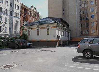 Трехпрудный переулок, д.9с7, фото здания