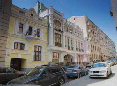 Барыковский пер, 7, фото здания