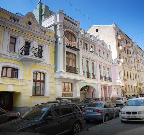Барыковский пер, 7
