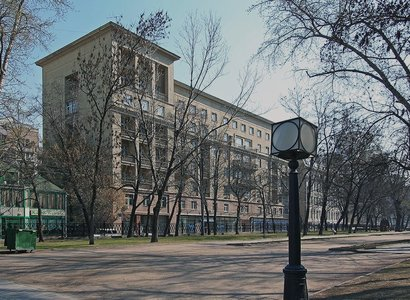 Сретенский бульвар, 5, фото здания