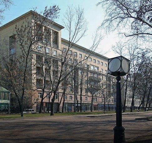 Сретенский бульвар, 5