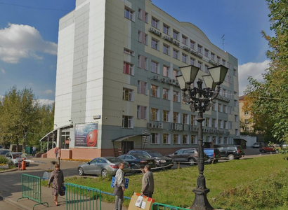 2-я улица Энтузиастов, д.3, фото здания