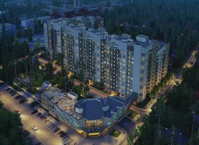 """Ильинский парк"", фото здания"