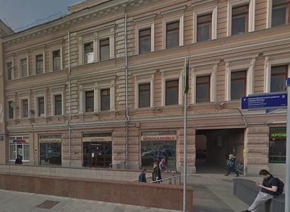 Большая Сухаревская площадь, д.1/2с1, фото здания
