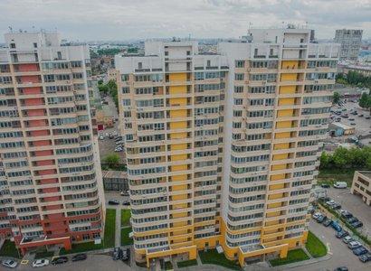 Мельникова д.3, фото здания