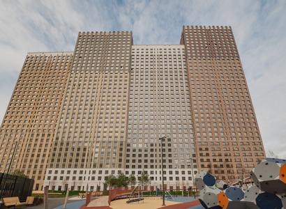 Селигер Сити, фото здания