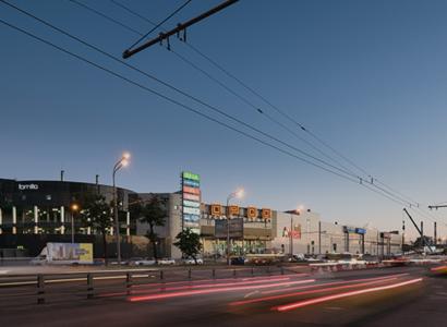 """Город"", фото здания"