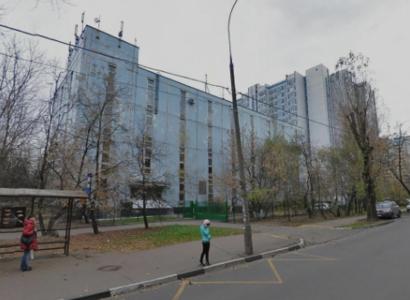 Партизанская улица, д.10, фото здания