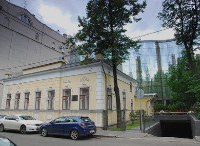 Гагаринский пер, 25, фото здания