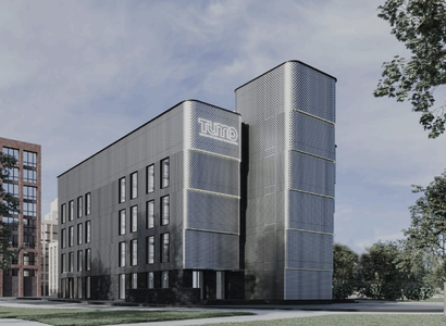 Tumo, фото здания