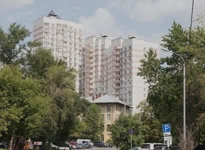 улица Сергея Макеева, д.1, фото здания