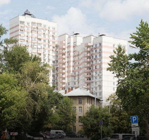улица Сергея Макеева, д.1