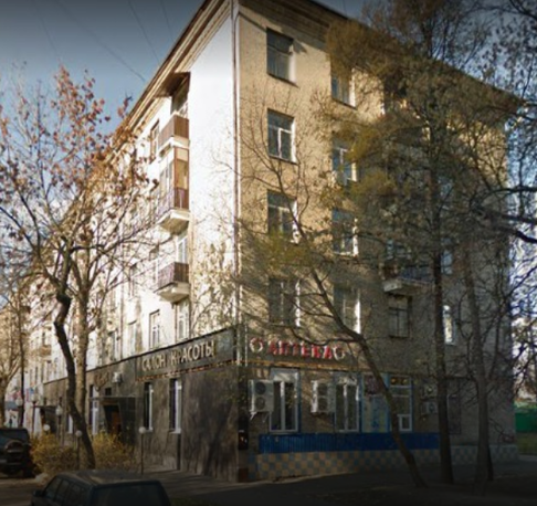 Яхромская улица, д.2