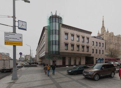 Садовая-Кудринская улица, д.1, фото здания