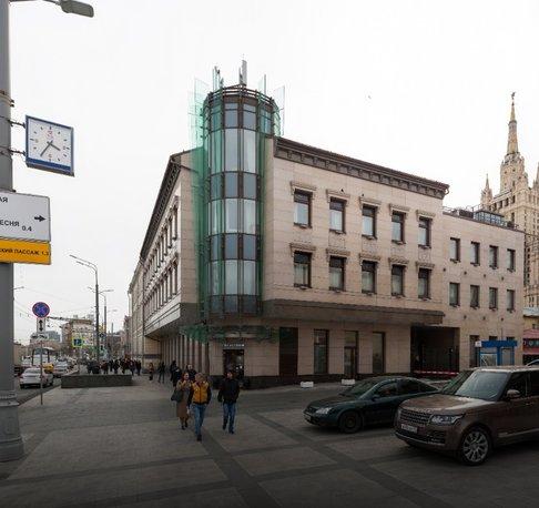 Садовая-Кудринская улица, д.1