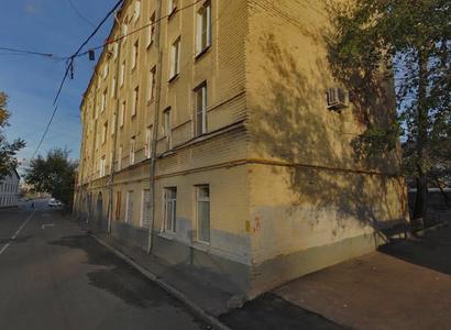 2-й Кожевнический переулок, д.3, фото здания