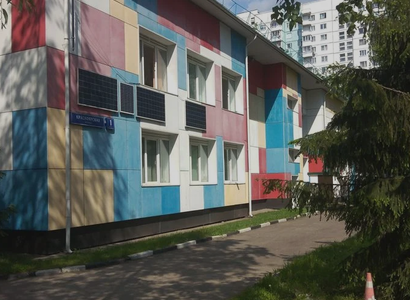 Красноярская улица, д.1к1, фото здания