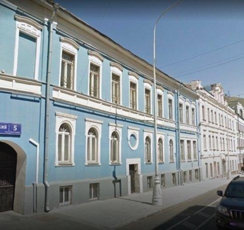 Петровский бульвар, д.5с1