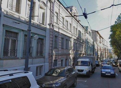 Петровский бульвар, д.9с1, фото здания