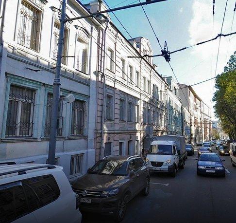 Петровский бульвар, д.9с1