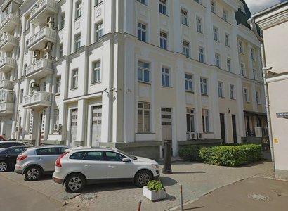 улица Остоженка, д.25с1, фото здания