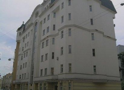 Чистый пер, 3, фото здания