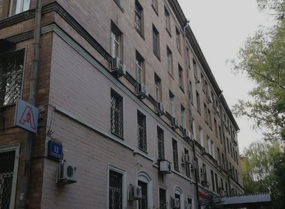 Барклая, 13с2, фото здания