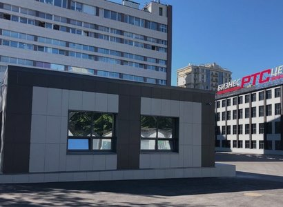 2-я Прядильная улица, 1 стр.2, фото здания