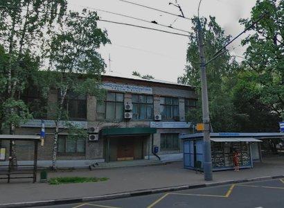 Свободный проспект, д.8, фото здания