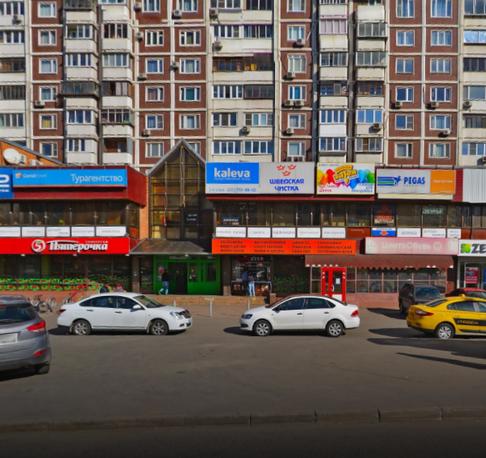 Таллинская улица, д.26
