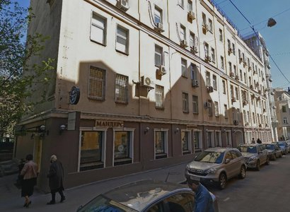 Большой Козихинский переулок, д.22с1, фото здания