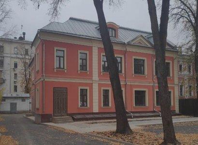 Бол. Харитоньевский пер., 19, фото здания