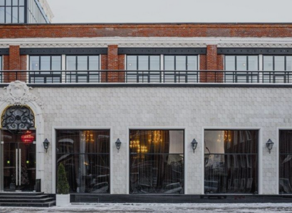Арт-квартал Московский шелк (Мосшелк) стр.10Г, фото здания