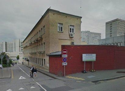 Малая Почтовая улица, д.8с1-4, фото здания