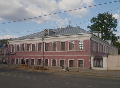 ул. Большая Почтовая, 34с12, фото здания