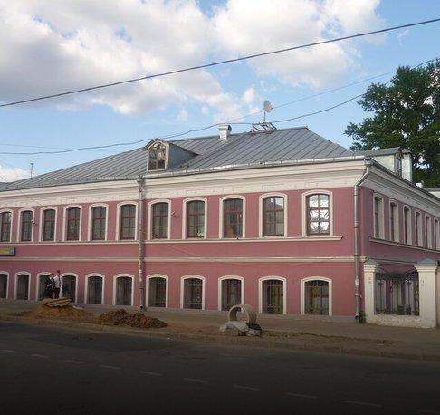 ул. Большая Почтовая, 34с12