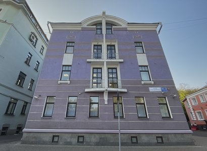 Земляной Вал, д.68/18с5, фото здания
