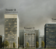 Фото STONE Towers (Tower D)