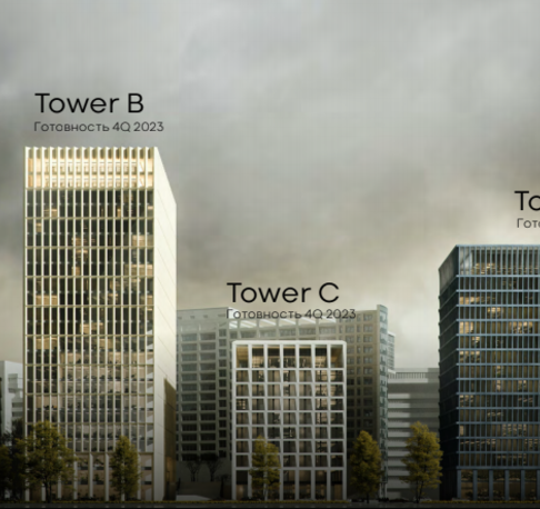 STONE Towers (Tower D)