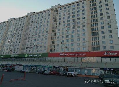 Русаковская улица, д.22, фото здания