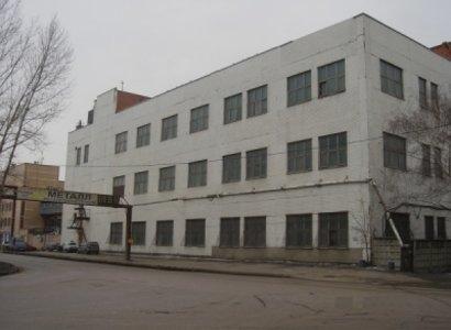 Южнопортовая, 15с1, фото здания