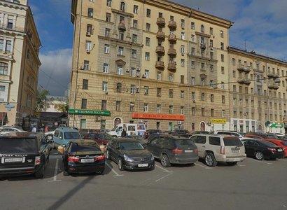 Кожевническая улица, д.1Бс1, фото здания