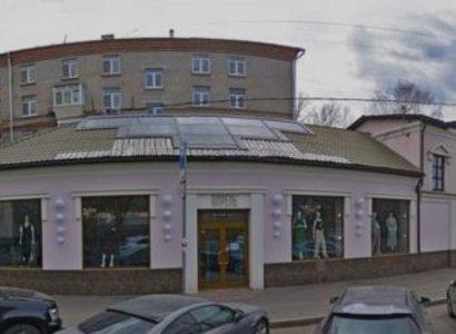 Большой Саввинский переулок, д.16/14с7, фото здания