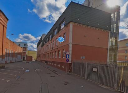 1-й Кожевнический переулок, д.10, фото здания
