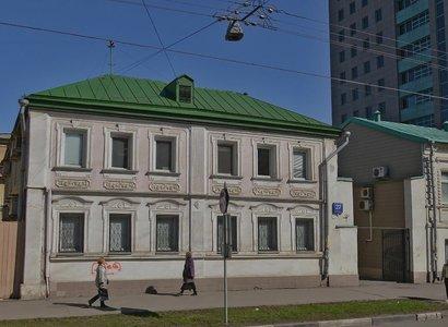 Дубининская улица, д.27с5, фото здания