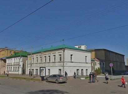 Дубининская улица, д.31с1, фото здания