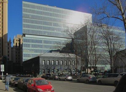 Большая Пионерская улица, д.1, фото здания