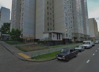 Кастанаевская улица, д.51к1, фото здания