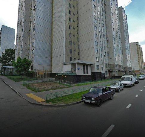Кастанаевская улица, д.51к1