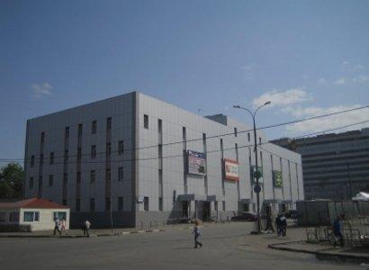 Южнопортовый, фото здания